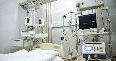 noninvasive ventilation at home reduces hospitalization risk/COPD News Today/hospital image