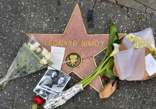 Official Leonard Nimoy Store To Support COPD Research