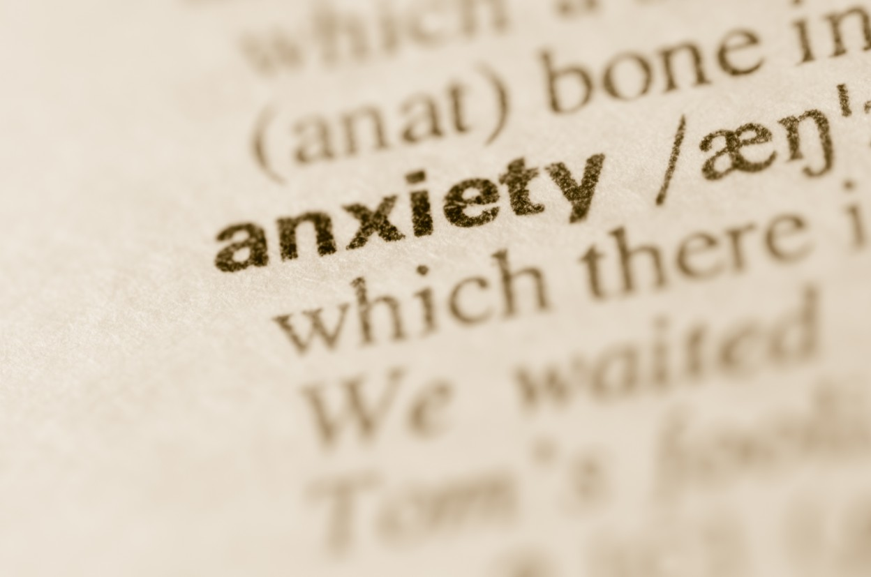 COPD and anxiety disorders