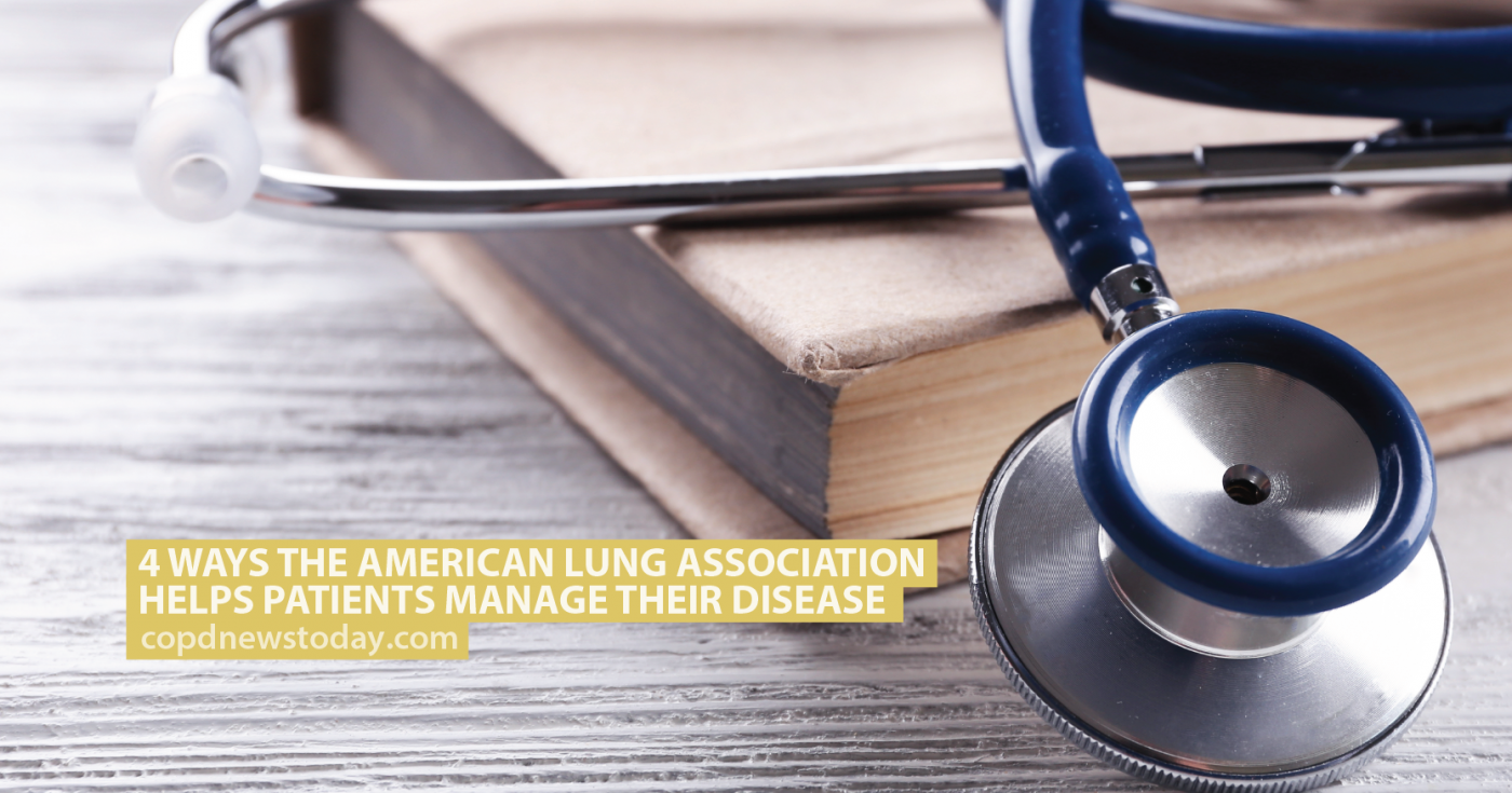 4 Ways the American Lung Association Helps Patients Manage Their