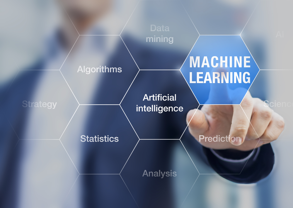 machine learning, COPD Foundation