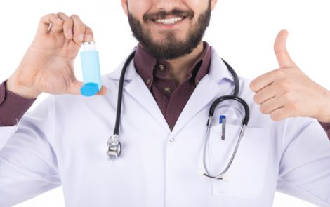 Use of Inhaled Steroids May Reduce Lung Cancer Risk in COPD, Study Suggests
