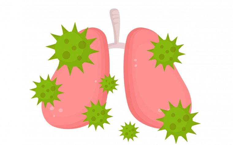 bacterial infections in COPD