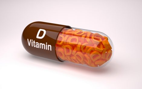 Vitamin D Deficiency Linked to Lung Function Decline, Exacerbations, Study Finds