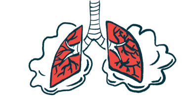 hemoglobin may be clinical outcomes biomarker | COPD News Today | illustration of lungs